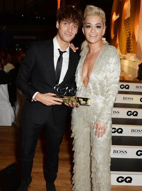 Rita Ora and Paulo Nutini