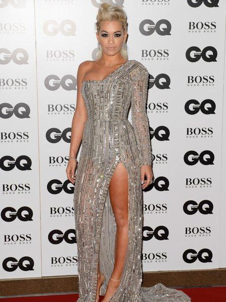 Rita Ora at the GQ Awards 2014
