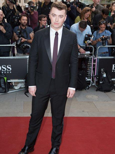 Sam Smith GQ Men Of The Year Awards 2014