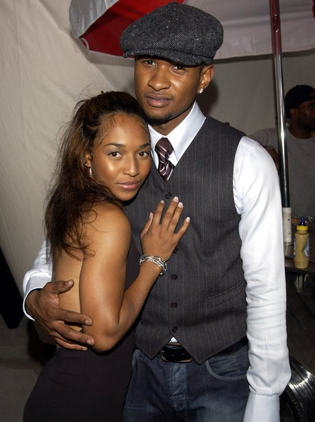 Usher and Chilli Rozonda TLC