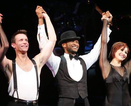 Usher In Chicago Musical