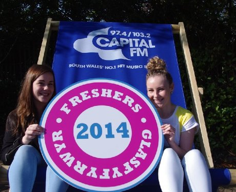 Cardiff and Vale College Freshers 11/09/14
