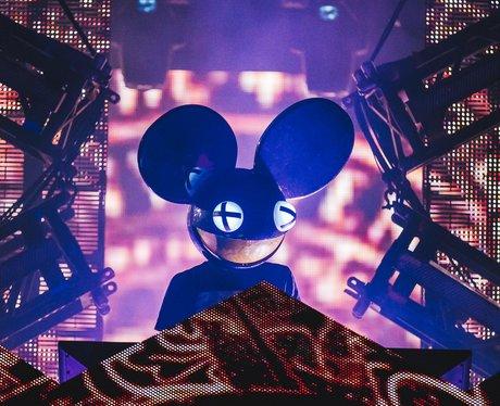 Deadmau5 at iTunes Festival 2014
