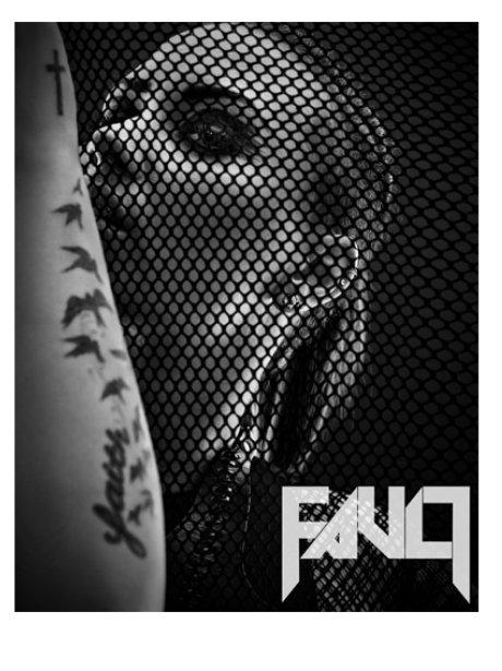Demi Lovato in Fault Magazine