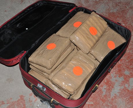 Drugs seizure in the North East