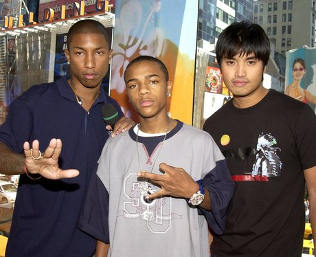 Pharrell in The Neptunes