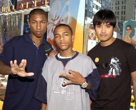 Pharrell in The Neptunes