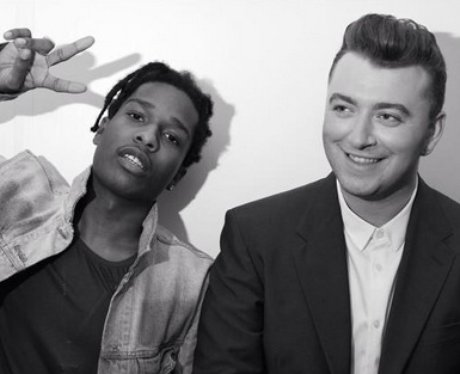 Sam Smith And A$AP Rocky