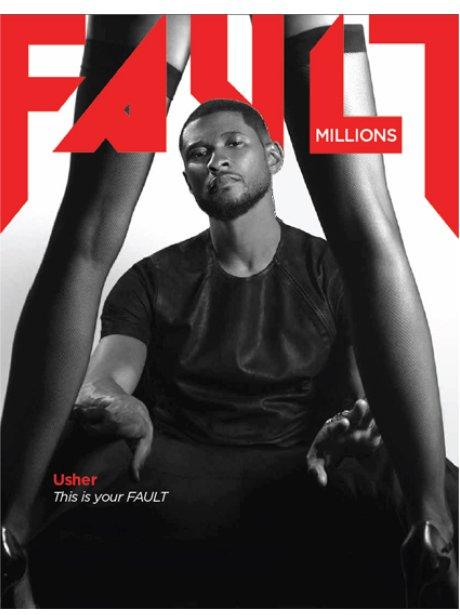 Usher in Fault Maagzine