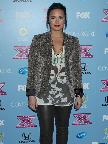 Demi Lovato X Factor