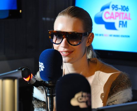 Iggy Azalea On Capital