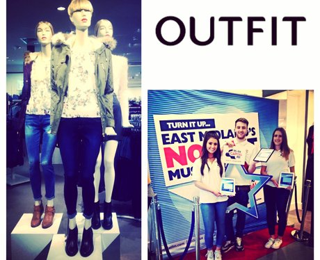 Outfit Fosse Park