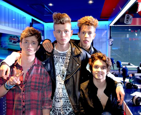 The Vamps In Capital