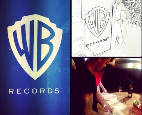 Aston Merrygold record deal