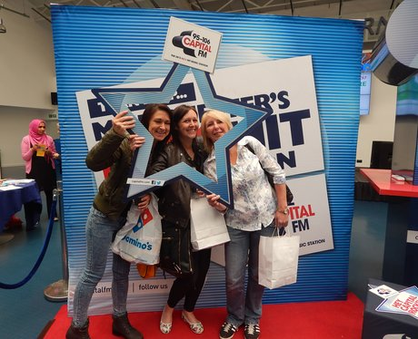 Capital FM at Bolton University Freshers Fair
