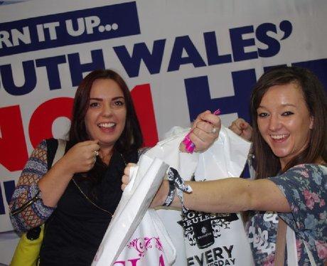 Cardiff Met Freshers Fayre 22/09/2014