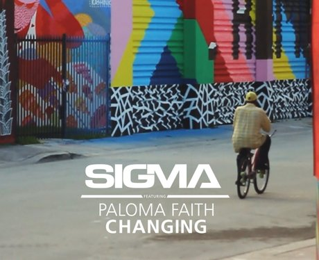 Changing Cover Art Sigma