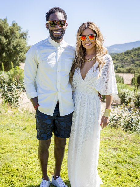 Cheryl Cole and Tinie Tempah X Factor 2014