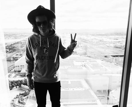 Harry Styles in Las Vegas