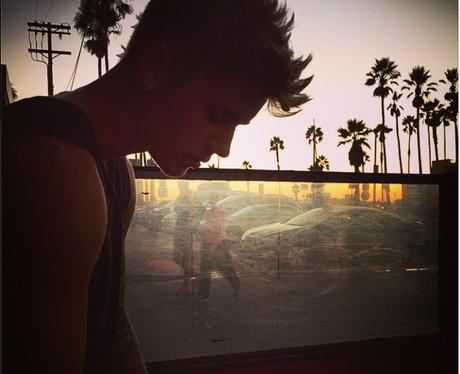 Justin Bieber im Venice