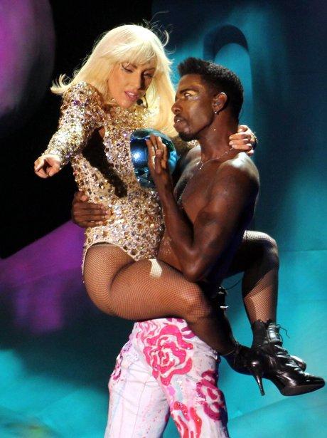 Lady Gaga Dancer Artpop Tour