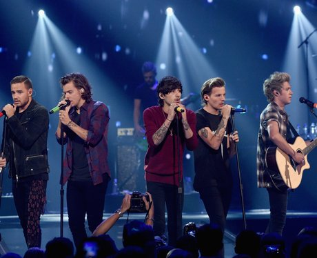 One Direction iHeart Radio 2014