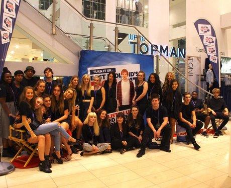 Topshop Derby - Student Lock In