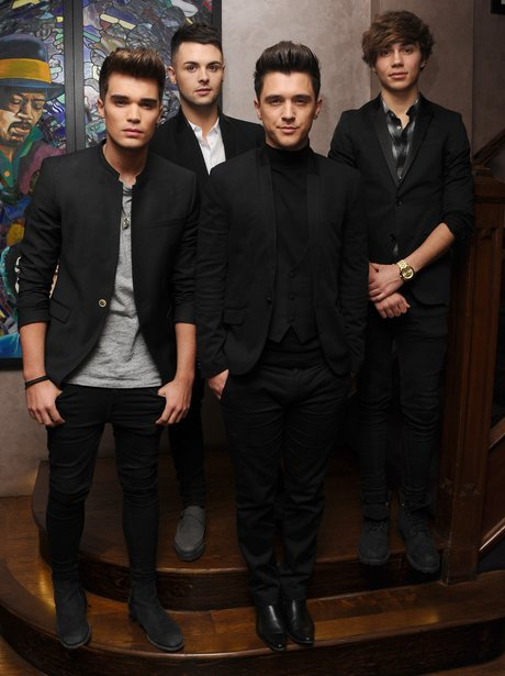 Union J Fragrance Launch