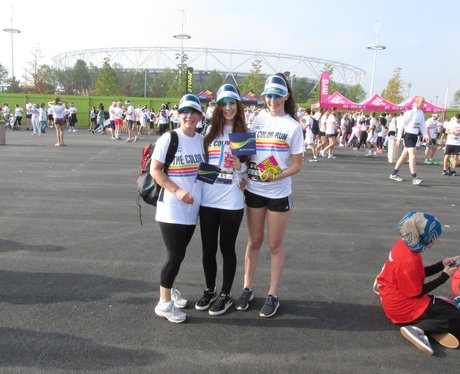 Colour Run Olympic Park