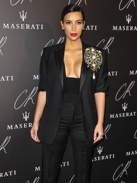 Kim Kardashian CR Fashion Book Party