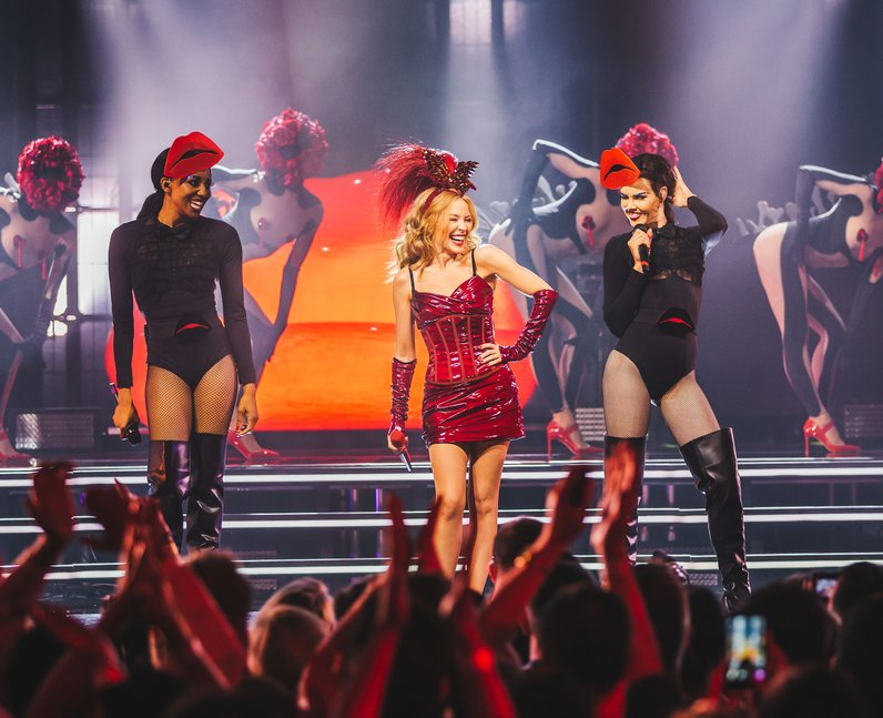 Kylie Minogue iTunes Festival 2014