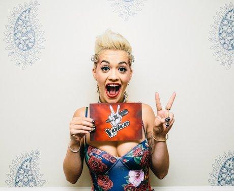 Rita Ora The Voice Judge 2014