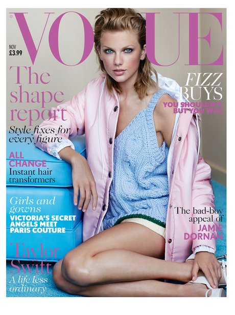 Taylor Swift VOGUE Magaizne 2014