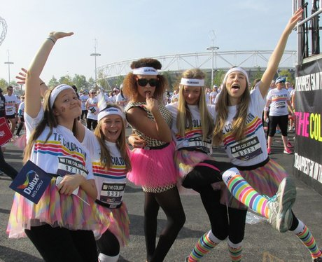 The Colour Run - Olympic Park