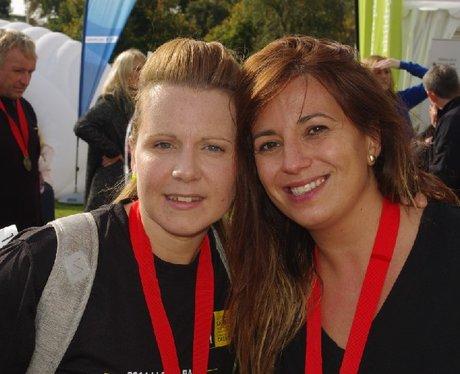 Cardiff Half Marathon - Finish (Part 2)