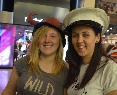 Cardiff Students LockIn - St. David's