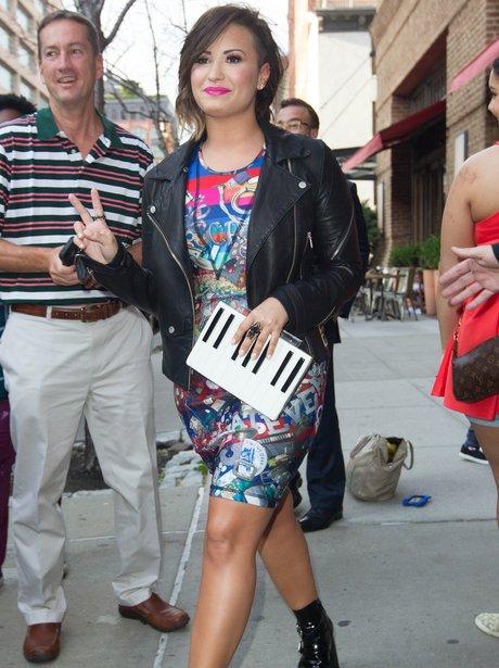 Demi Lovato Piano Bag