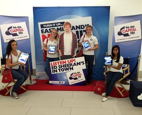 Intu Victoria Centre Student Event