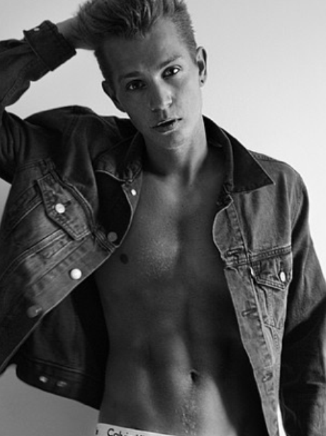 James The Vamps Topless