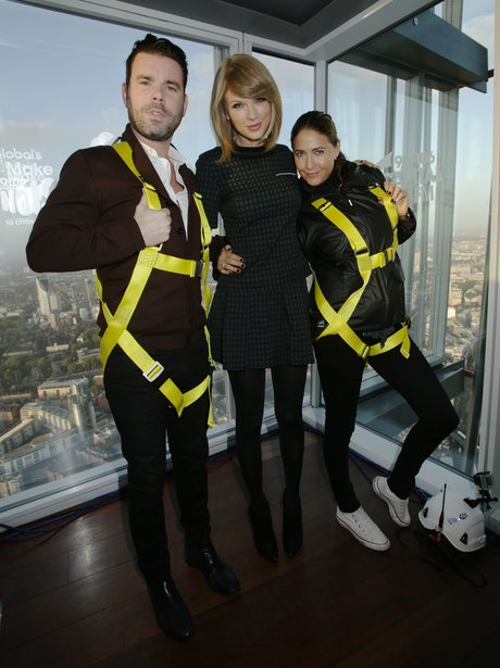 Lisa Snowdon and Dave Berry Shard Global Make Some