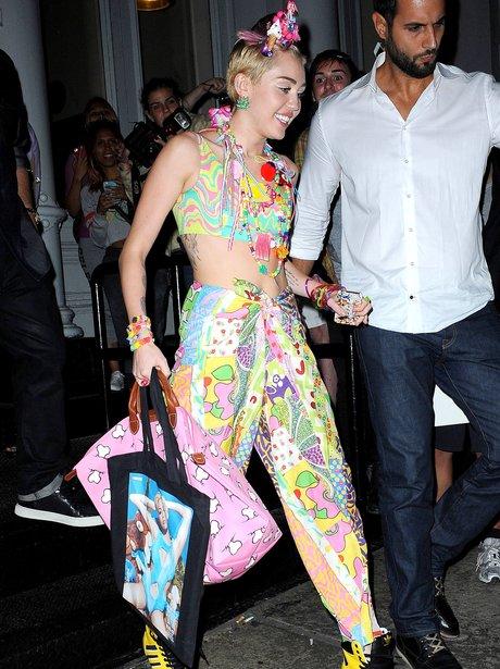 Miley Cyrus Personalised Bag