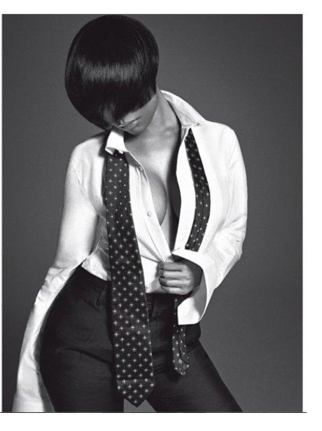 Nicki Minaj L'uomo Vogue