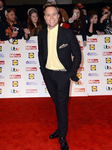 Olly Murs Pride Of Britain Awards 2014