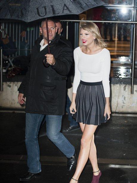 Taylor Swift in Paris