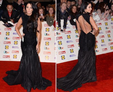 Tulisa Pride Of Britain Awards 2014