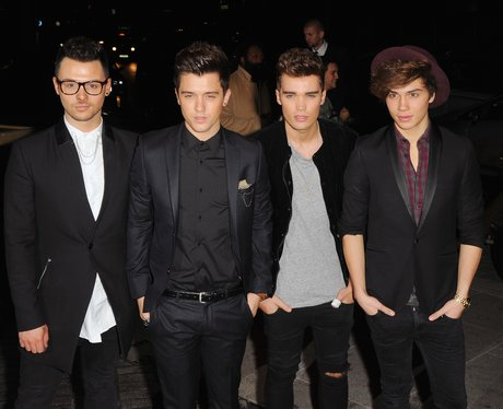 Union J at launch