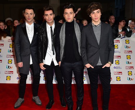 Union J Pride Of Britain Awards 2014