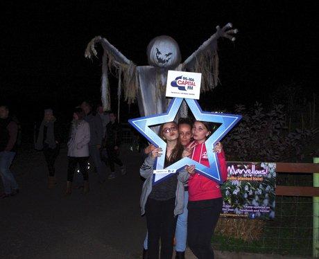 Xtreme Scream Park Capital Night
