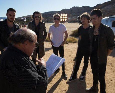 One Direction and Danny Devito