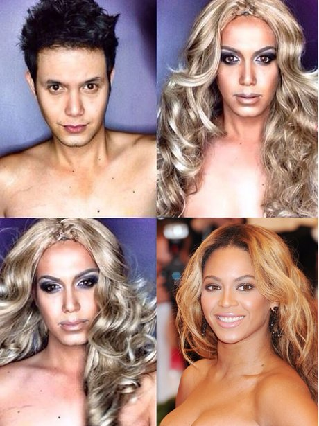 Paolo Ballesteros Transformed Into  Celebrities